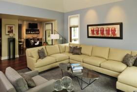 客厅沙发装修效果图 客厅装修效果图欣赏