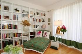 田园风格家庭书房装修效果图大全