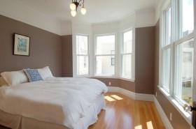 卧室背景墙装修效果图 简单卧室背景墙装修效果图