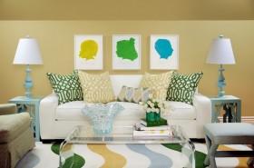 白领公寓小客厅装修效果图 客厅装修效果图