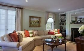 欧式客厅装修效果图 欧式客厅沙发装修效果图