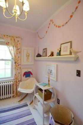 二房一厅儿童样版房装修 儿童房背景墙装修效果图大全