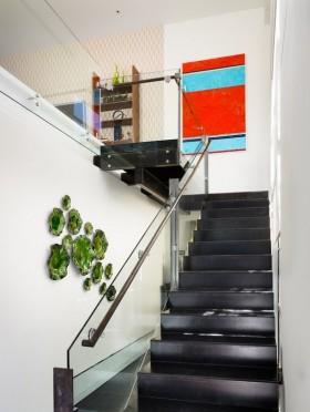 复式楼装修效果图 复式楼梯装修效果图
