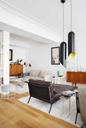 50平米单身公寓装修图