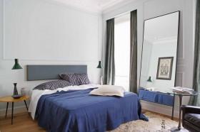 单身公寓卧室装修效果图大全2013图片