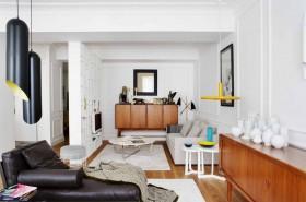 80平米小户型客厅装修效果图