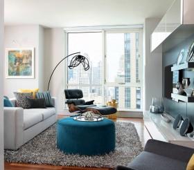 宜家风格客厅装修效果图欣赏