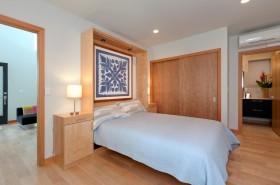 室内卧室装修效果图 卧室床头背景墙装修效果图