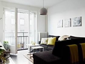 50平米小户型客厅装修效果图 简约客厅装修效果图