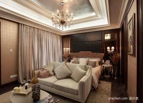 古典欧式卧室装修效果图欣赏
