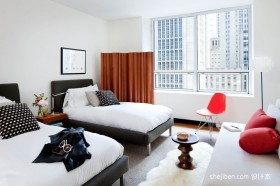 90平米房屋卧室装修效果图欣赏
