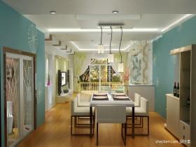 2013年二室二厅客厅效果图片
