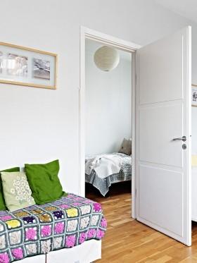 客厅门装修效果图 房门装修效果图