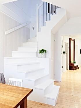 小复式楼梯装修效果图片欣赏