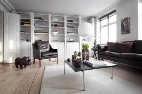 60平小户型客厅装修效果图大全