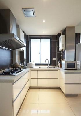 现代风格橱柜现代简约厨房设计效果图欣赏