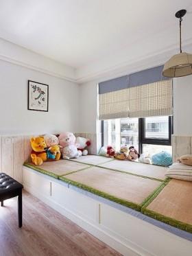 现代简约卧室榻榻米装修效果图大全