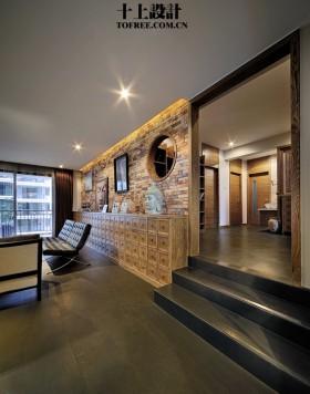 现代客厅过道装修设计图片