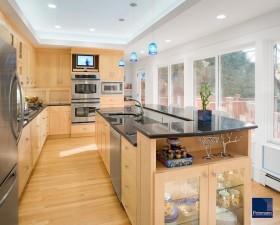 厨房装修效果图 现代厨房装修效果图