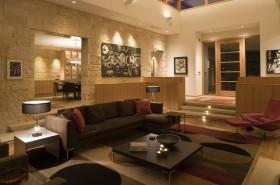 室内客厅装修效果图 现代风格客厅效果图