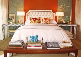 欧式婚房卧室效果图 欧式现代卧室装修效果图