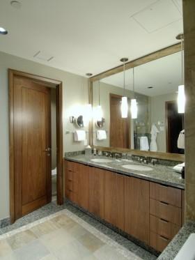 卫生间门装修效果图