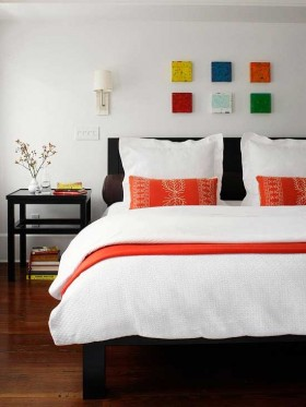 主卧室装修效果图大全2012图片 欧式卧室设计效果图