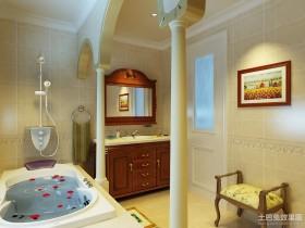卫生间装修设计图片欣赏