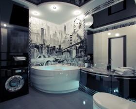 衛生間裝修 現代風格衛生間裝修