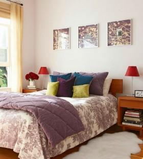 美式田园小卧室装修效果图大全