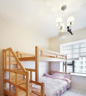 现代简约房屋儿童房装修设计图