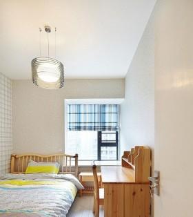 现代简约房屋卧室装修设计图