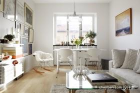 简约客厅装修效果图 2012小客厅装修效果图