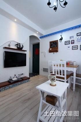 地中海客厅装饰图片