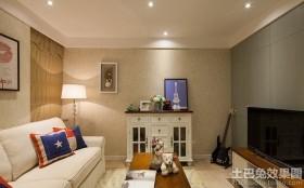 宜家风格小客厅装饰效果图