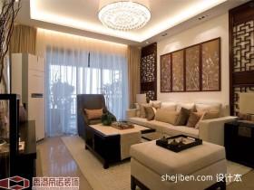 中式装修效果图大全2012图片 中式卧室装修效果图