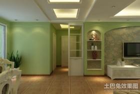小户型客厅过道装修效果图