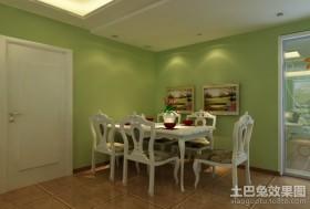 80平米小户型餐厅装修效果图大全2013图片