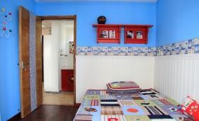 儿童房墙面装饰效果图欣赏