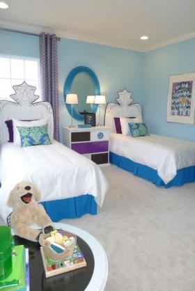 儿童房装修效果图  儿童房装修效果图大全