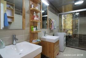 小卫生间装修效果图 洗手间装修效果图2012图片