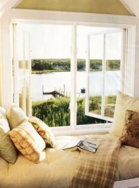 飘窗改床效果图欣赏