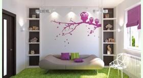 现代简约儿童房卧室装修效果图大全2012图片