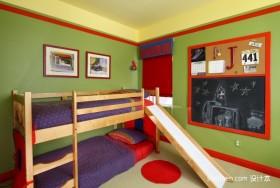 小户型儿童房间布置  儿童房设计效果图
