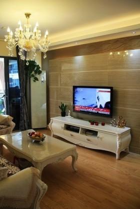 欧式电视柜背景墙装修效果图大全图片