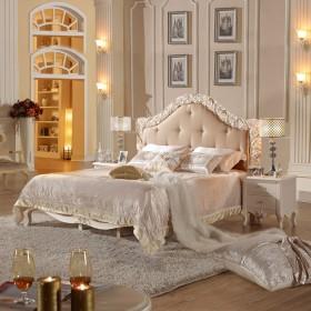 欧式风格卧室豪华装修效果图大全 卧室门图片