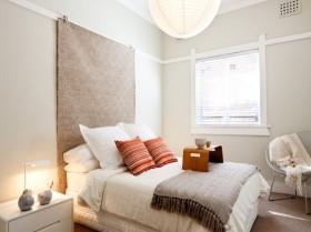 简约卧室装饰装潢设计效果图