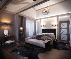 现代卧室装修效果图大全 卧室吊顶效果图