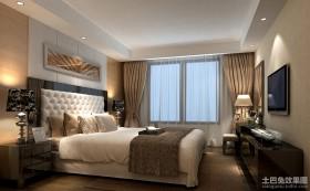 2013最新现代卧室装修效果图欣赏