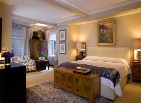 美式风格主卧室装修效果图大全
